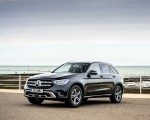 2020 Mercedes-Benz GLC 220d (UK-Spec) Front Three-Quarter Wallpapers 150x120 (14)
