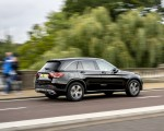 2020 Mercedes-Benz GLC 220d (UK-Spec) Rear Three-Quarter Wallpapers 150x120 (15)