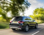 2020 Mercedes-Benz GLC 220d (UK-Spec) Rear Three-Quarter Wallpapers 150x120 (9)