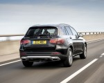 2020 Mercedes-Benz GLC 220d (UK-Spec) Rear Three-Quarter Wallpapers 150x120 (10)