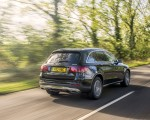 2020 Mercedes-Benz GLC 220d (UK-Spec) Rear Three-Quarter Wallpapers 150x120 (17)