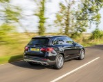 2020 Mercedes-Benz GLC 220d (UK-Spec) Rear Three-Quarter Wallpapers 150x120 (18)