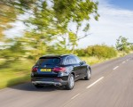 2020 Mercedes-Benz GLC 220d (UK-Spec) Rear Three-Quarter Wallpapers 150x120 (19)