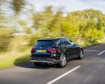 2020 Mercedes-Benz GLC 220d (UK-Spec) Rear Three-Quarter Wallpapers 150x120 (20)