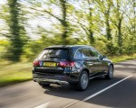 2020 Mercedes-Benz GLC 220d (UK-Spec) Rear Three-Quarter Wallpapers 150x120 (21)