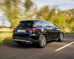 2020 Mercedes-Benz GLC 220d (UK-Spec) Rear Three-Quarter Wallpapers 150x120 (12)