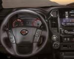 2020 Nissan TITAN PRO 4X Interior Wallpapers 150x120 (33)