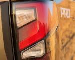 2020 Nissan TITAN PRO 4X Tail Light Wallpapers 150x120 (15)