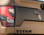 2020 Nissan TITAN PRO 4X Tail Light Wallpapers 150x120 (16)