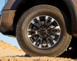 2020 Nissan TITAN PRO 4X Wheel Wallpapers 150x120 (14)