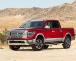 2020 Nissan TITAN Platinum Reserve Wallpapers HD