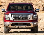 2020 Nissan TITAN Platinum Reserve Front Wallpapers 150x120 (3)