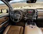 2020 Nissan TITAN Platinum Reserve Interior Cockpit Wallpapers 150x120 (31)