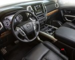 2020 Nissan TITAN Platinum Reserve Interior Wallpapers 150x120 (32)