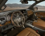 2020 Nissan TITAN Platinum Reserve Interior Wallpapers 150x120 (33)