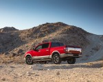 2020 Nissan TITAN Platinum Reserve Rear Three-Quarter Wallpapers 150x120 (9)