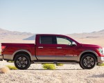 2020 Nissan TITAN Platinum Reserve Side Wallpapers 150x120 (7)