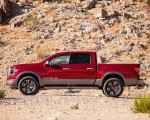 2020 Nissan TITAN Platinum Reserve Side Wallpapers 150x120 (6)