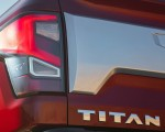 2020 Nissan TITAN Platinum Reserve Tail Light Wallpapers 150x120 (16)