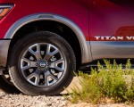 2020 Nissan TITAN Platinum Reserve Wheel Wallpapers 150x120 (14)