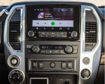 2020 Nissan TITAN SL Central Console Wallpapers 150x120 (27)