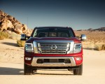 2020 Nissan TITAN SL Front Wallpapers 150x120 (7)