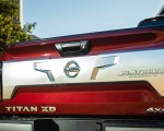2020 Nissan TITAN XD Platinum Reserve Detail Wallpapers 150x120 (7)