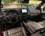 2020 Nissan TITAN XD Platinum Reserve Interior Wallpapers 150x120 (28)