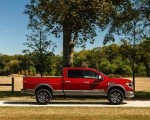 2020 Nissan TITAN XD Platinum Reserve Side Wallpapers 150x120 (4)