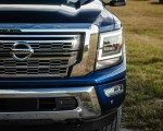 2020 Nissan TITAN XD SL Detail Wallpapers 150x120 (9)