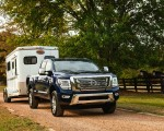 2020 Nissan TITAN XD SL Front Three-Quarter Wallpapers 150x120 (1)