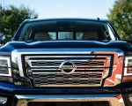 2020 Nissan TITAN XD SL Grill Wallpapers 150x120 (11)