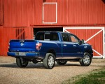 2020 Nissan TITAN XD SL Rear Three-Quarter Wallpapers 150x120 (7)