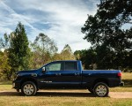2020 Nissan TITAN XD SL Side Wallpapers 150x120 (8)