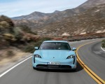 2020 Porsche Taycan 4S (Color: Frozen Blue Metallic) Front Wallpapers 150x120 (44)