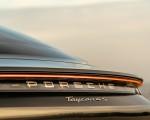 2020 Porsche Taycan 4S (Color: Volcano Grey Metallic) Detail Wallpapers 150x120 (35)