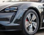 2020 Porsche Taycan 4S (Color: Volcano Grey Metallic) Detail Wallpapers 150x120 (34)