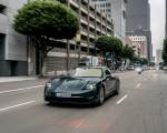 2020 Porsche Taycan 4S (Color: Volcano Grey Metallic) Front Three-Quarter Wallpapers 150x120 (18)