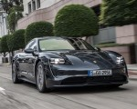 2020 Porsche Taycan 4S (Color: Volcano Grey Metallic) Front Three-Quarter Wallpapers 150x120 (17)