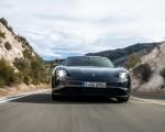2020 Porsche Taycan 4S (Color: Volcano Grey Metallic) Front Wallpapers 150x120 (4)