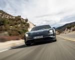 2020 Porsche Taycan 4S (Color: Volcano Grey Metallic) Front Wallpapers 150x120 (5)