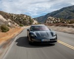 2020 Porsche Taycan 4S (Color: Volcano Grey Metallic) Front Wallpapers 150x120 (7)