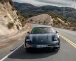 2020 Porsche Taycan 4S (Color: Volcano Grey Metallic) Front Wallpapers 150x120 (8)