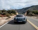2020 Porsche Taycan 4S (Color: Volcano Grey Metallic) Front Wallpapers 150x120 (9)