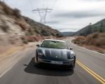 2020 Porsche Taycan 4S (Color: Volcano Grey Metallic) Front Wallpapers 150x120 (11)
