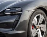 2020 Porsche Taycan 4S (Color: Volcano Grey Metallic) Headlight Wallpapers 150x120 (32)