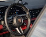 2020 Porsche Taycan 4S (Color: Volcano Grey Metallic) Interior Detail Wallpapers 150x120 (36)
