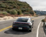 2020 Porsche Taycan 4S (Color: Volcano Grey Metallic) Rear Wallpapers 150x120 (23)