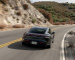 2020 Porsche Taycan 4S (Color: Volcano Grey Metallic) Rear Wallpapers 150x120 (25)