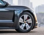 2020 Porsche Taycan 4S (Color: Volcano Grey Metallic) Wheel Wallpapers 150x120 (27)